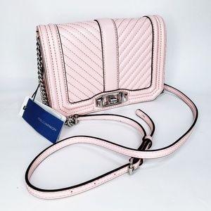 NWT Rebecca Minkoff Pink Crossbody Handbag
